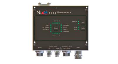 Newscoder 4 Encoder