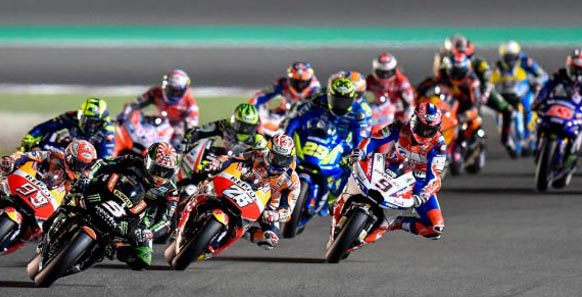 MotoGP fans don't miss a millisecond with Vislink's onboard systems