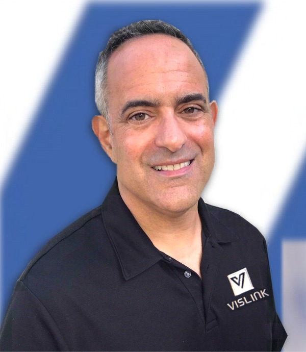Daniel Carpini | Vislink VP of Marketing - As VP of Marketing for Vislink Technologies, Daniel oversees branding, communications and the execution of marketing strategies and tactics for the company.