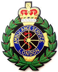 London Ambulance Service Logo