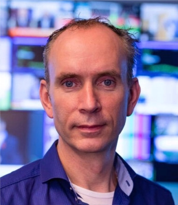 Michel Bais | Vislink Managing Director, Mobile Viewpoint